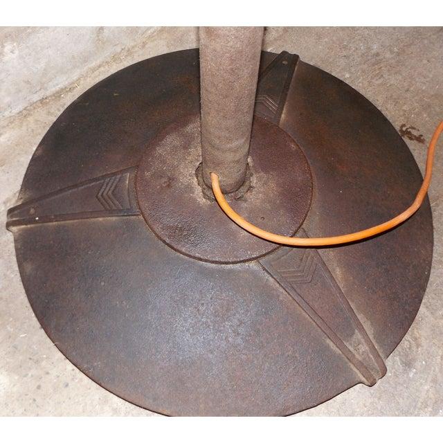 """Big Old Hunter Industrial Pedistal Fan 5' 8"""" Tall - Image 7 of 8"""