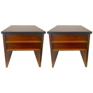 Pair of Lane Nightstands or End Tables