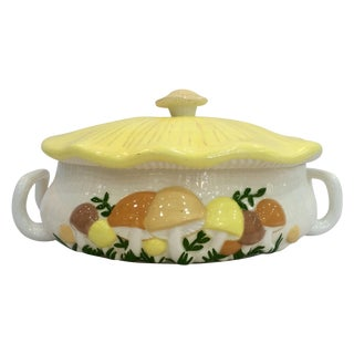 Mushroom Tureen