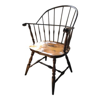 18th C. Sack-Back American Windsor Chair