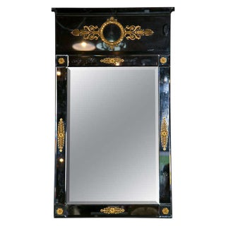 French Empire Style Mirror by Maison Jansen