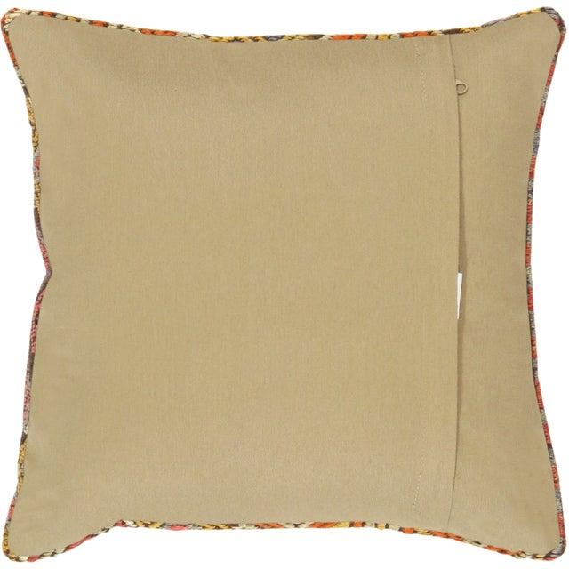 Image of Pasargad Decorative Vintage Kilim Pillow