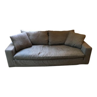 Restoration Hardware Cloud Track Arm 8' Sofa