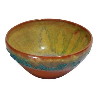 Hand Thrown Earthenware Bowl #20 by Andrew Wilder Studio