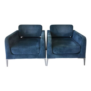 Philippe Starck for Lowenstein Accent Chairs - a Pair