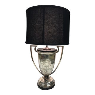 Trophy Lamp From Dartmouth College