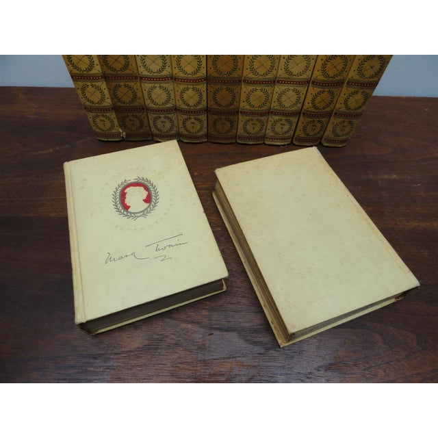 Vintage Books - Works of Mark Twain in 24 Volumes - Image 5 of 7