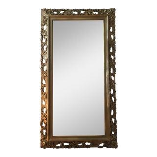 Antique Rococo Style Mirror