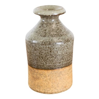 Stoneware Budvase by Jacques Blin