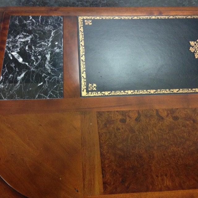 Antique Style Desk - Image 7 of 10