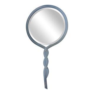Vintage Lucite Hand Mirror
