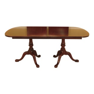 Henkel Harris Banded Mahogany Dining Room Table. Gently Used Henkel Harris Furniture   Up to 60  off at Chairish