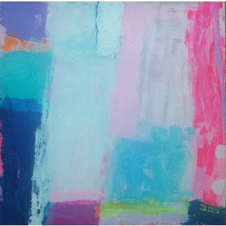 Original Contemporary Abstract Painting by Susie Kate
