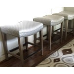 Image of Wesley Hall Dylan Counter Stools - Set of 3