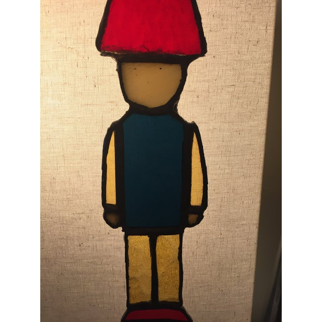 Stained Glass Nutcracker Toy Soldier - Image 3 of 6