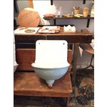 Image of French Vintage Wall Sink