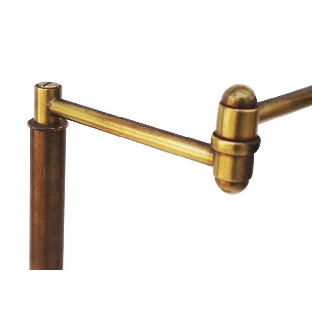 Frederick Cooper Classic Brass Desk Lamp - Image 4 of 10