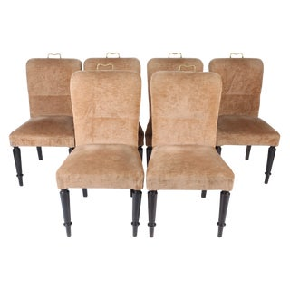Swedish Modern Dining Chairs - Set of 6