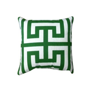 Custom Green Estate Pillow Set