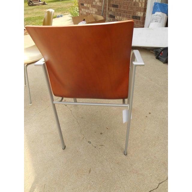Harter Kion Midcentury Danish Molded Plywood Chair - Image 5 of 6