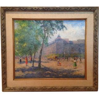 20th Century Impressionist Painting