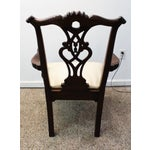 Image of Chippendale Ball & Claw Foot Armchair