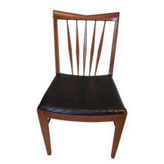 John A. Colby & Sons MCM Walnut Desk Chair