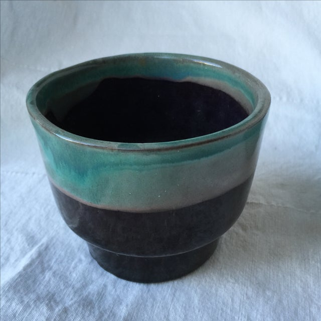 Pottery Planters - Set of 3 - Image 6 of 11