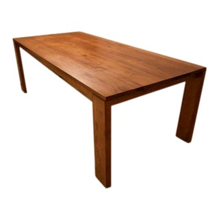 Vincent Chia Mapp Wooden Dining Table