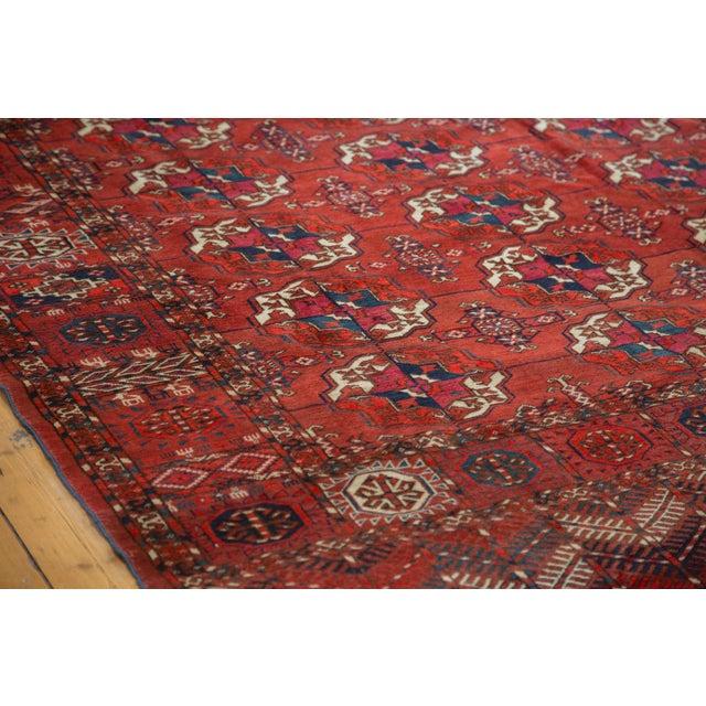 "Antique Tekke Bokhara Carpet - 6'11"" X 10' - Image 3 of 10"