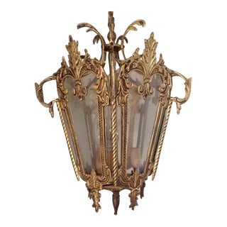 French Style Pendant Chandelier