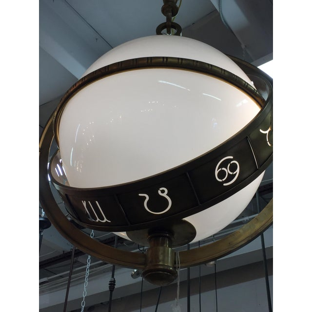 Image of E.F. Chapman Zodiac Pendant Light