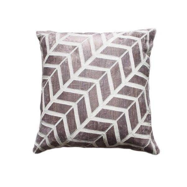 Zia Oatmeal Pillow - Image 1 of 3