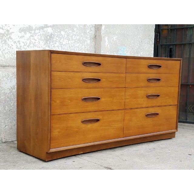 Mid Century 1960 39 S Vintage Teak Henredon Dresser Chairish