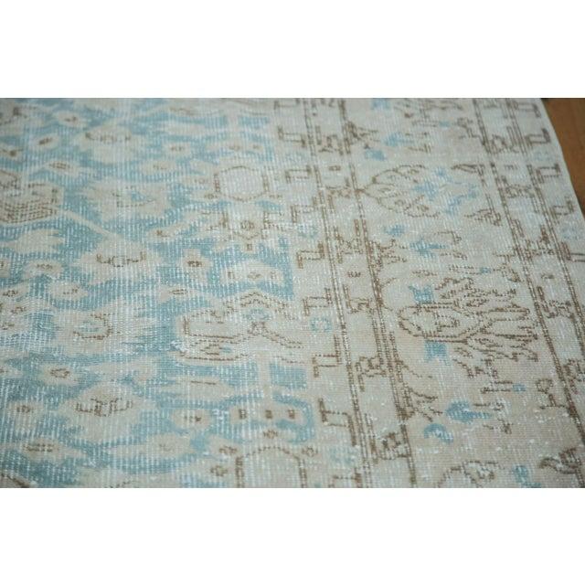 "Distressed Oushak Carpet - 8'10"" X 12'4"" - Image 5 of 10"