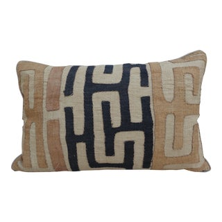 African Kuba Clith Pillow