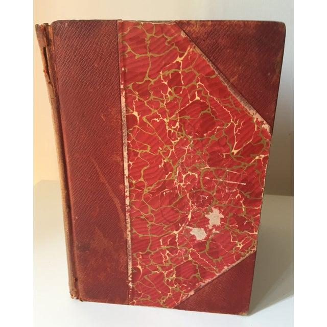 Decorative Antique Books - Set of 4 - Image 5 of 5
