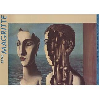 Rene Magritte - The Double Secret - 1988