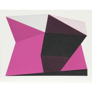 Jean-Marie Haessle, L.A. Pink, Serigraph