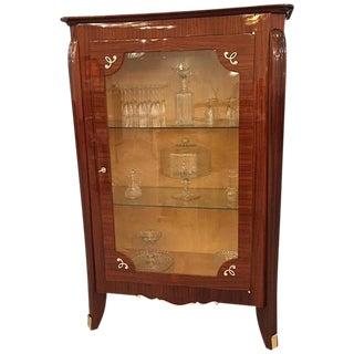 French Art Deco Vitrine or Display Cabinet