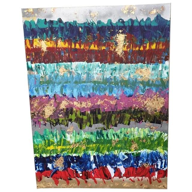 "Image of Original ""Fields of Gold"" by Megan Lisak"
