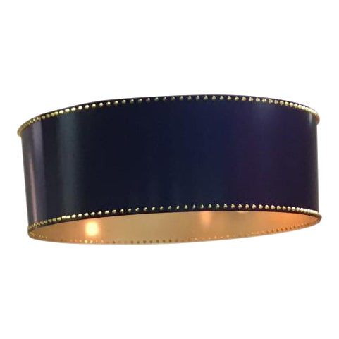 Taylor Burke Home Navy Pendant Light - Image 1 of 3
