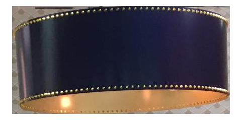 Taylor Burke Home Navy Pendant Light  sc 1 st  Chairish & Vintage u0026 Used Blue Pendant Lighting | Chairish azcodes.com