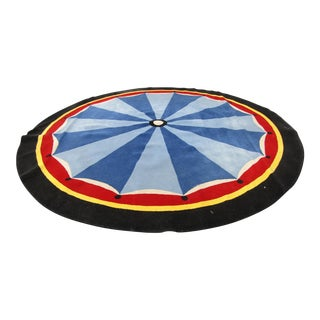 Round Circus Top Rug - 12′ × 12′