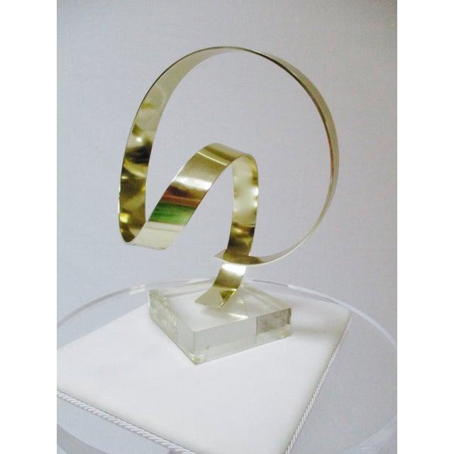 Dan Murphy Vintage Kinetic Modernist Sculpture - Image 2 of 11