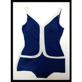 Lyford Cay One Piece Vintage Bathing Suit