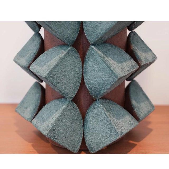 Blue Ash Vessel - Image 3 of 5