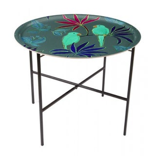 """Singapore"" Tray With Foldable Table Stand"
