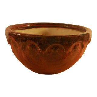 Vietnamese Floral Ceramic Planter