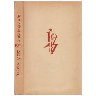 """""""Panorama Des Arts: 1947"""" Book"""
